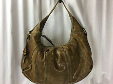 Fossil Vintage Reissue Whiskey Brown  Weekender Shoulder Handbag Retired HTF