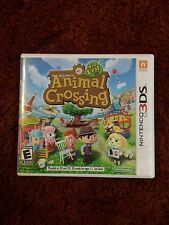 Animal Crossing New Leaf 3DS Game ONLY WORKS WITH AMERICAN/CANADIAN 3DS