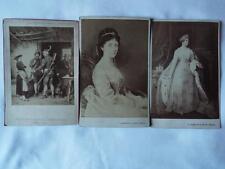 1870s Black White Collectable Antique CDVs & Cabinets (Pre-1940)
