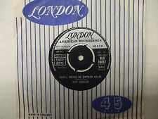 HLU 10067 Roy Orbison - You'll Never Be Sixteen Again / Too Soon To Know - 1966