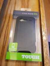 Case-Mate Tough Dual Layer Hard Protection Case for HTC Incredible S & 2 - Black