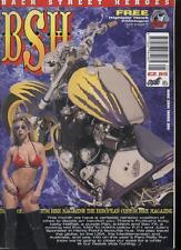 BSH THE EUROPEAN CUSTOM BIKE MAGAZINE - May 2001