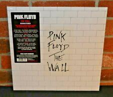 PINK FLOYD - The Wall, Import Remastered 180G 2LP BLACK VINYL Gatefold Sealed!