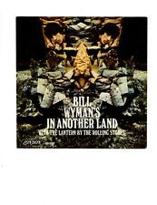 THE ROLLING STONES-BILL WYMAN-IN ANOTHER LAND-PROMO 8.5/6.0