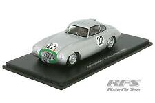 Mercedes-Benz 300SL - 24h Le Mans 1952 - Kling / Klenk - 1:43 Spark 4409