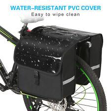 28L Fahrrad Rücksitz Gepäckträger Gepäcktaschen Fahrrad Commuter Bag Pannier DEU