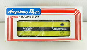 AMERICAN FLYER/Lionel S Scale 6-48436 NASG NYC 491 Commemorative Reefer~NIB~T136