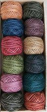 Valdani Thread Perle Cotton size Heirloom Collection