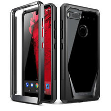 Poetic For Essential PH-1 Clear Case [Guardian] TPU Cover [REVISED VERSION] BLK