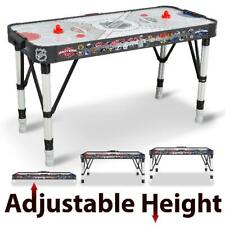 """Hover Hockey Table Sports 54"""" NHL Adjustable Height Air Powered Game Floor Play"""