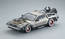 DeLorean Back to the Future Teil 3 in 1:18 Sun Star 2712 Zurück in die Zukunft