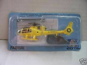 Italeri 1:100 scale Helicopter Diecast SUD AVIATION GAZELLE COCONUT MOC