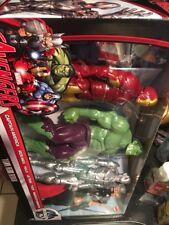 Marvel Avengers Titan Hero Series 6 Pack Target Hasbro Captain Hulk Ultron Thor