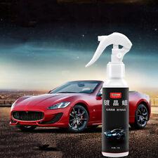 120ml Anti-scratch Car Liquid Ceramic Coat Auto Hydrophobic Glass Spray Coating