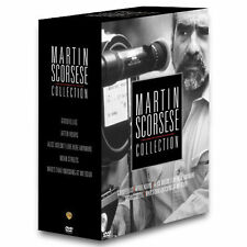 MARTIN SCORSESE COLLECTION New DVD 5 Films After Hours Mean Streets Goodfellas