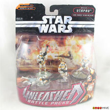 "Star Wars Unleashed 2"" Battle of Utapau Clone Trooper Attack Battalion pack worn"