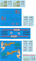 Colorado Decals 1/43 MACK TRUCK 6 Different Versions