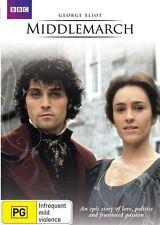 Middlemarch (DVD, 2011, 2-Disc Set) New, Genuine (D167/D170)(D171)