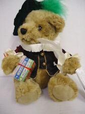 Beautiful Handmade Plush Teddy Bear - Collectable Teddy Bear Shakespeare #TB2