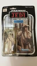 Vintage Star Wars Logray 77 Back 1983 ROTJ NOC