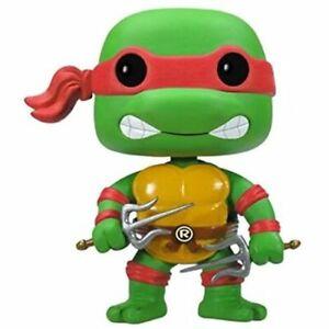 FLAWED Box Funko Pop TMNT Raphael Figure Classic