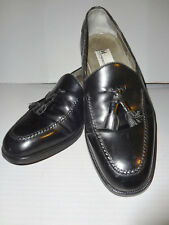 4b25a3b148b Moreschi for Russel Bromley - Black Loafer Shoes - Made in Italy Size 7.5 M