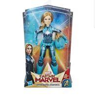 Marvel Captain Marvel Starforce Hero Doll Hasbro Action Figure Toy