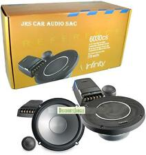 "Infinity Reference 6030cs 6.5"" 2-way 540w 6 1/2"" Component Car Speakers 6500cx"