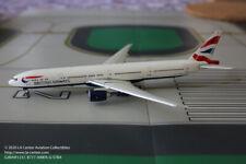 Gemini Jets British Airways Boeing 777-300ER Union Jack Diecast Model 1:400