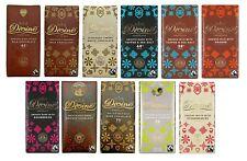 Divine naturel chocolat | Display Box 90 g x 15 | 11 Saveurs-LIVRAISON GRATUITE