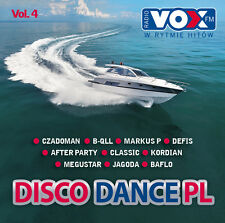 DISCO DANCE PL VOX FM 4 | Polish CD