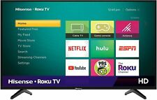 "Hisense 32"" Class 720P HDTV LED Roku Smart TV 32H4030F1"