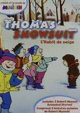 Thomas' Snowsuit (A Bunch of Munsch) DVD Movie-  Brand New & Sealed- VG-192