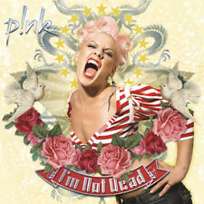 Pink - I'm Not Dead [New Vinyl LP] Colored Vinyl, Pink, Download Insert