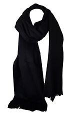 CALIDAD PREMIUM lana virgen Cachemira chales Bufanda Envolvente Estola Cabeza