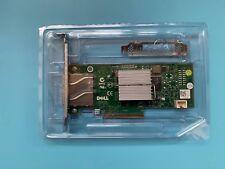 Dell Dual Port External 6Gb SAS Host Bus Adapter HBA H200E RAID Controller 12DNW