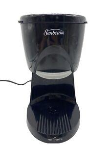 Sunbeam Hot Shot Hot Water Dispenser Model 6131 Black Auto Shutoff Heat Compact