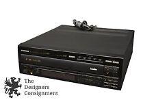 Pioneer CLD-M90 5 Disc Multi-Play CD CDV/LD 1 Bit DLC Laserdisc Player Sound