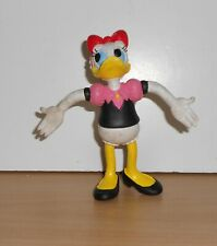 Vintage DAISY DUCK PVC Figurine Figure Flexible Walt Disney Comics Spain