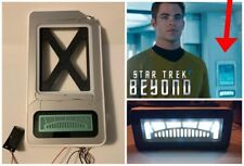 Screen Used Enterprise Bridge Light Up Panel, LCARS, Star Trek Beyond