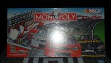 SEALED - NASCAR Monopoly Board Game Collector's Edition 6 pewter tokens ((3646))