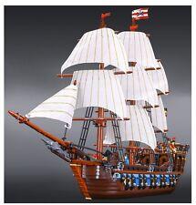 """10210 Imperial Flagship COMPLETO """"Lego Compatibile """" - PIRATI VELIERO IMPERIALE"""
