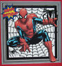 HANDMADE 3-D SPIDERMAN  BIRTHDAY GRETTING CARD WITH A SENTIMENT   GREAT BUY
