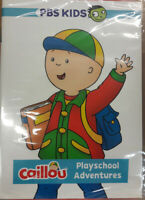 PBS KIDS Caillou: Playschool Adventures (2015) DVD