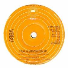 """ABBA - Take A Chance On Me - Import - 7"""" Vinyl Record"""