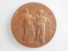 Médaille bronze Ministère de l'agriculture Associations agricoles Science Labeur