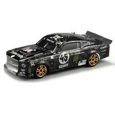 1:18 2.4G 4WD RC Auto Sport Rennwagen Hochgeschwindigkeits Drift Spielzeug DE