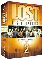 Lost les disparus : L'integrale saison 2  Coffret 7 DVD // DVD NEUF