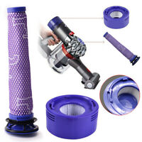 Replacement Filter Kit For Dyson V8 / V7 Animal Absolute Cordless Vacuum Cleaner