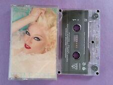 MADONNA Bedtime Stories Cassette Tape Maverick Sire WB 4 45767